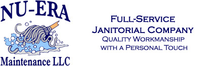 Nu-Era Maintenance- Full-Service Janitorial Cleaning Company